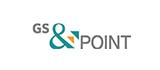 (주) GS & POINT 로고